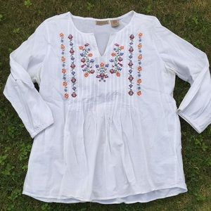 Boho Top size L by Art and Soul